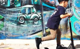 Как выбрать детский самокат: 6 видов транспорта по возрастам