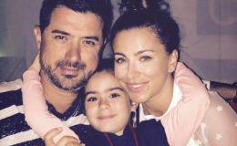 Совсем взрослая: муж Ани Лорак показал 6-летнюю дочь