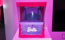 Помощник для мамы: компания Mattel выпустила 3D-Барби для детей