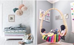 7 крутых вещей для веселья в детской комнате
