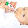 10 причин повышенной температуры у грудного ребенка