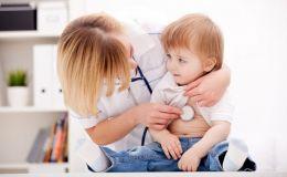Как не пропустить пневмонию у ребенка: симптомы воспаления легких