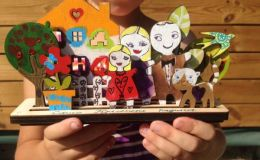 Дитяча творчість без обмежень: натхненний проект однієї мами
