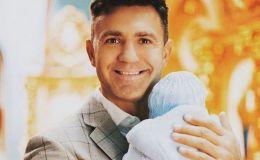 Николай Тищенко рассказал о родах жены и маленьком сыне: первые подробности