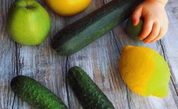 Прикорм в семьях вегетарианцев: позитивный опыт мамы-диетолога