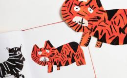 Учим детей рисовать животных: 30 простых пошаговых схем