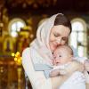 Можно ли беременным крестить детей