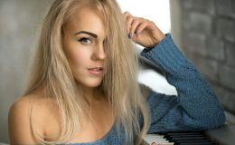 Певица Алеша показала вокальный дебют старшего сына
