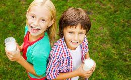 5 самых полезных летних напитков для детей