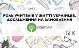 Новое исследование. Школьных учителей меньше всего ценят в Киеве
