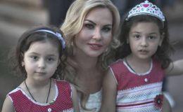 Как мама: дочки Камалии захотели учиться танцам. Видео