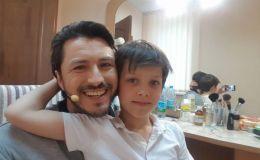 Сергей Притула поздравил сына с днем рождения в больнице