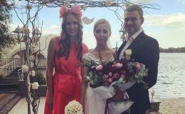 Тоня Матвиенко поделилась новыми фото и видео со свадьбы