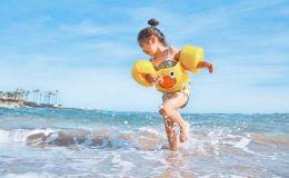 Кишечные инфекции у детей на море: первая помощь