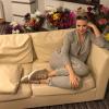 Папина копия: Оля Полякова показала младшую дочь Алису