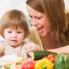 Здоровое питание в возрасте 1,5-3 года: меню на неделю от детского диетолога