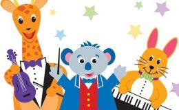 8 развивающих мультфильмов для детей от 0-3 лет