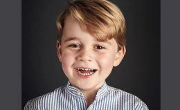 Ранний старт: 4-летний принц Джордж пойдет в школу в этом году