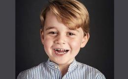 Как все: у принца Джорджа в школе есть прозвище