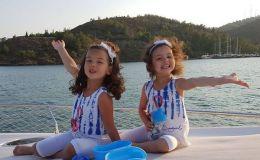 Камалия трогательно поздравила дочек-близнецов с днем рождения