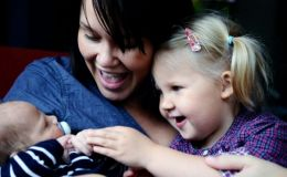 На шаг ближе к Европе: первая Семейная Комната при ОХМАТДЕТ в Украине