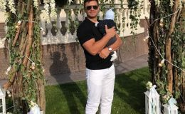 Жена Николая Тищенко возмутила подписчиков видео с маленьким сыном