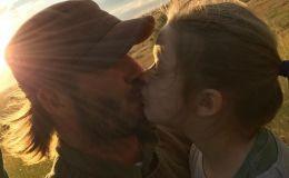 Дэвид Бекхэм трогательно поздравил единственную дочку с днем рождения