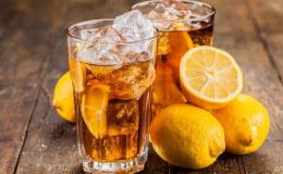 12 вкусных холодных напитков на основе чая