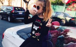 Анна Седокова похвасталась необычным подарком для 6-летней дочери