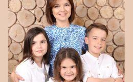 Маричка Падалко показала детей и мужа-депутата на отдыхе