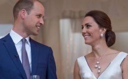 Кейт Миддлтон и принц Уильям с детьми побывали в Польше. Фото