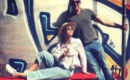 Неожиданно: Ксения Собчак показала сына и свою падчерицу