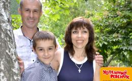 Родители Владислава Грицуна поделились секретами успеха юного аккордеониста