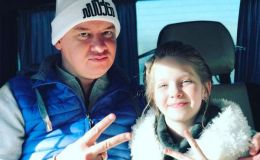 Евгений Кошевой поздравил дочку с днем рождения