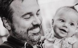 Жена Антона Лирника показала дочку и рассказала, как хорошо быть мачехой