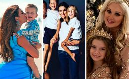 Больше счастья: многодетные украинские звездные мамы
