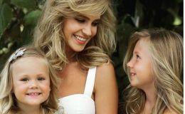 Я очень боюсь навредить своим детям: Наталья Ионова показала подросших дочек