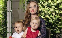 Слава Каминская рассказала о реакции на прививку АКДС у сына