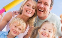Где провести весело время с детьми? Батутный городок Summer Park дарит скидки