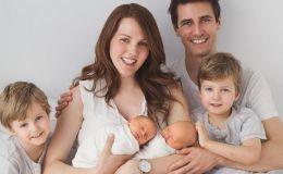 Двойное счастье: 2 австралийские женщины родили по 2 пары близнецов
