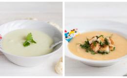 10 рецептов супов для детей от 10 месяцев