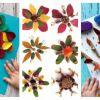 Золотая осень: 25 креативных поделок для детей от 2 до 6 лет