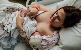 Как на самом деле выглядят дети в первые секунды после рождения: уникальный фотопроект