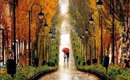 10 парков Киева для осенних прогулок