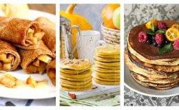 Блины на Масленицу: 15 самых вкусных и проверенных рецептов