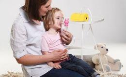 Небулайзер в период простуд: преимущества и особенности использования. Опыт украинской мамы