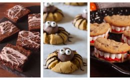 7 крутых десертов на Хэллоуин, от которых будут в восторге дети