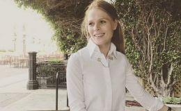 Без пафоса: Ольга Фреймут прокатилась на велосипеде с сыном