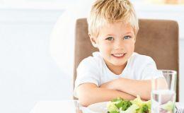 10 правил питания, придуманных крохой