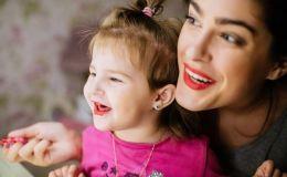 Маша Собко показала, на кого похожа ее маленькая дочка